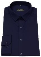 Hemd - Super Slim Fit - dunkelblau