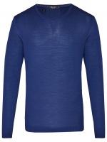 Pullover - Modern Fit - Rundhals-Ausschnitt - cobalt blue