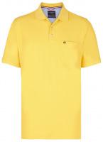 Poloshirt - Regular Fit - gelb