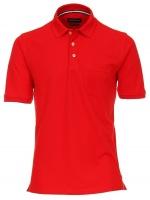 Poloshirt - Pima Cotton - rot