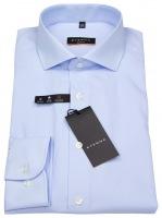 Hemd - Slim Fit - stark tailliert - hellblau