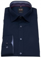 Hemd - Level Five - Under Button Down - dunkelblau