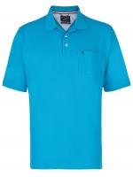 Poloshirt - Premium Cotton - aqua