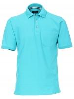 Poloshirt - Pima Cotton - türkis
