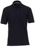 Poloshirt - Pima Cotton - dunkelblau