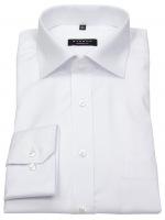 Hemd - Comfort Fit - Cover Shirt - extra blickdicht - weiß