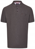 Poloshirt - Pima Cotton - anthrazit