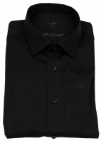 Hemd - Modern Fit - 24 / Seven - All Time Shirt - schwarz
