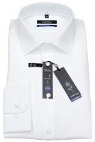 Hemd - Tailored Fit - weiß - extra langer Arm 70cm
