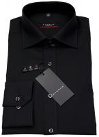 Hemd - Modern Fit - ohne Brusttasche - schwarz