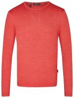 Pullover - Modern Fit - Rundhals-Ausschnitt - peaches