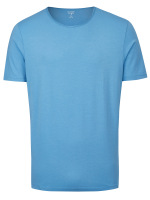 Level Five Body Fit - T-Shirt - Rundhals-Ausschnitt - blau