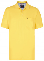 Poloshirt - Pima Cotton - gelb