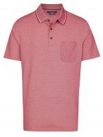 Poloshirt - Regular Fit - pflaume