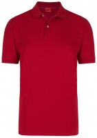 Poloshirt - Level Five Body Fit - dunkelrot