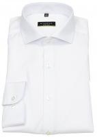 Hemd - Super Slim Fit - Cover Shirt - extra blickdicht - weiß