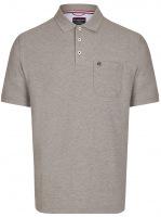 Poloshirt - Pima Cotton - grau