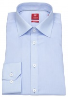 Hemd - Slim Fit - hellblau