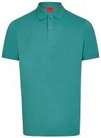 Poloshirt - Level Five Body Fit - graugrün