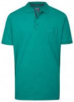 Poloshirt - Casual Fit - Active Dry - grün