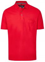 Poloshirt - Quick Dry - rot