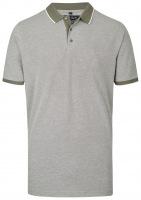 Poloshirt - Piqué - khaki