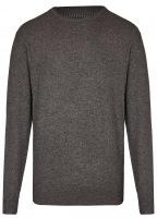 Pullover - Rundhals Ausschnitt - anthrazit