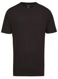 T-Shirt Doppelpack - Rundhals - schwarz