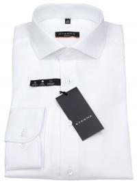 Hemd - Slim Fit - stark tailliert - weiß