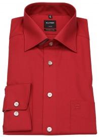 Hemd - Luxor Modern Fit - rot - ohne OVP