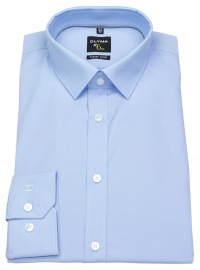 Hemd - No. Six Super Slim - hellblau