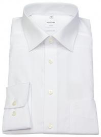 Hemd - Luxor Comfort Fit - weiß - extra kurzer Arm 58cm