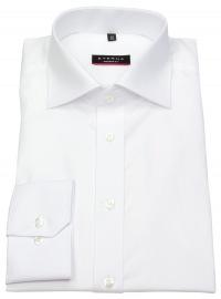 Hemd - Modern Fit - ohne Brusttasche - weiß