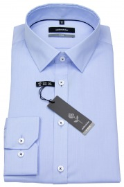 Hemd - X-Slim Fit - Kentkragen - hellblau