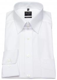 Hemd - Luxor Modern Fit - Tabkragen - weiß - ohne OVP