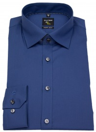 Hemd - No. Six Super Slim - Under Button Down - petrol