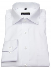 Eterna Hemd - Comfort Fit - blickdicht - weiß - extra langer Arm 68cm