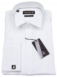 Smokinghemd - Kläppchenkragen - Umschlagmanschette - ohne OVP