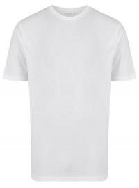 T-Shirt Doppelpack - Modern Fit - Rundhals - weiß