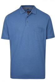 Poloshirt - Quick Dry - blau
