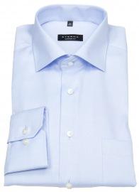 Hemd - Comfort Fit - Cover Shirt - extra blickdicht - hellblau