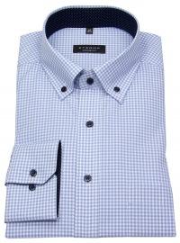 Hemd - Comfort Fit - Button Down - hellblau / weiß - ohne OVP