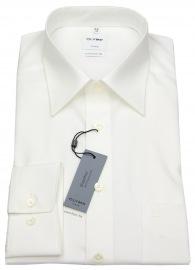 Hemd - Luxor Comfort Fit - Kentkragen - helles beige