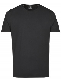 Strellson T-Shirt - Regular Fit - Rundhals-Ausschnitt - schwarz