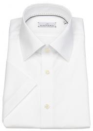 Kurzarmhemd - Comfort Fit - Derby - weiß - ohne OVP