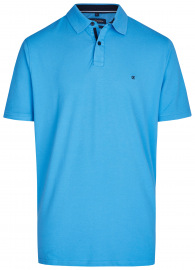 Casa Moda Poloshirt - Regular Fit - blau
