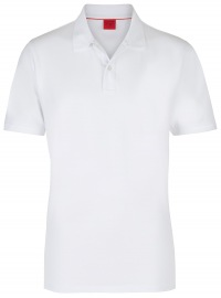 Poloshirt - Level Five Body Fit - weiß