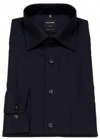 Hemd - Luxor  Modern Fit - schwarz