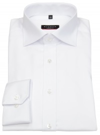Hemd - Modern Fit - blickdicht - weiß - extra langer Arm 72cm