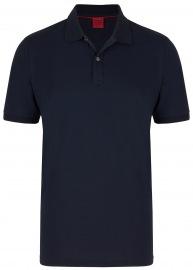 Poloshirt - Level Five Body Fit - dunkelblau